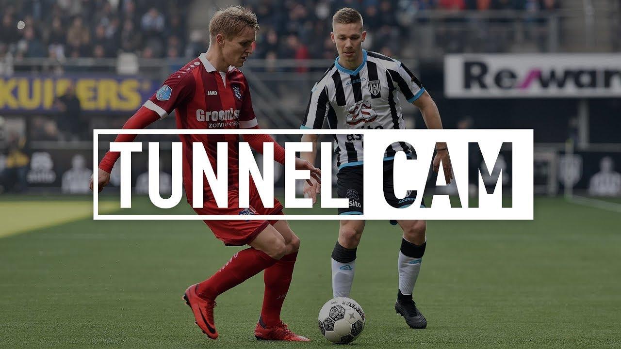 Heracles Almelo - sc Heerenveen 1-2 | 01-04-2018 | Tunnel Cam