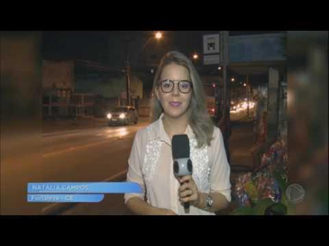 Cobrador deficiente é queimado em ataque a ônibus em Fortaleza (CE)