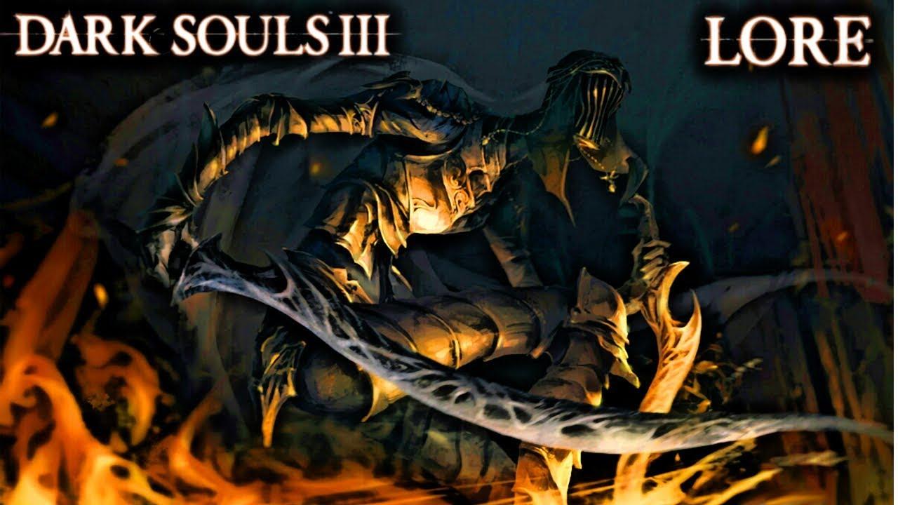 Dark Souls 3 Lore [German] Gertrude, Prinzessin von Anor