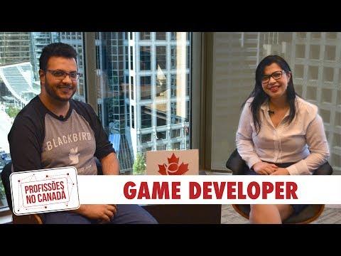GAME DEVELOPER NO CANADÁ