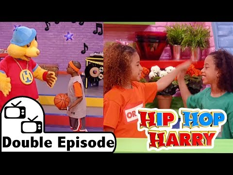 Fancy Footwork & Never Give Up | Double Episode | From Hip Hop Harry