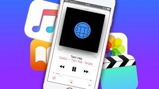 Оффлайн музыка и любые фильмы на твоем iPhone или iPad без iTunes!