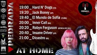 Festival Pedrada at Home 12 - 2º dia