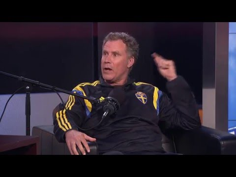 Will Ferrell on The Dan Patrick Show (Part 1) - YouTube