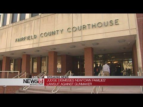 Judge dismisses Newtown families