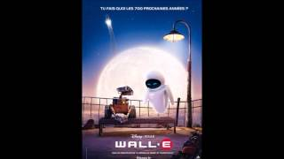 Wall-E Soundtrack - EVE