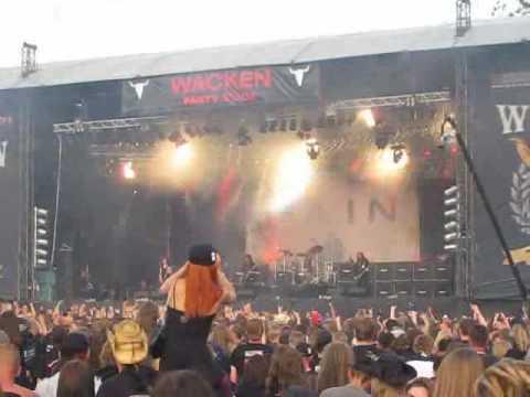 "Pain, ""Shut Your Mouth"" at Wacken Open Air 2009"