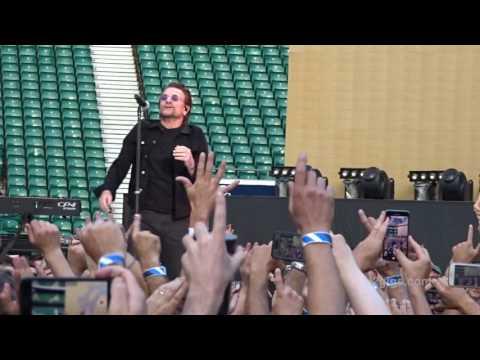 U2 London Sunday Bloody Sunday 2017-07-08 - U2gigs.com