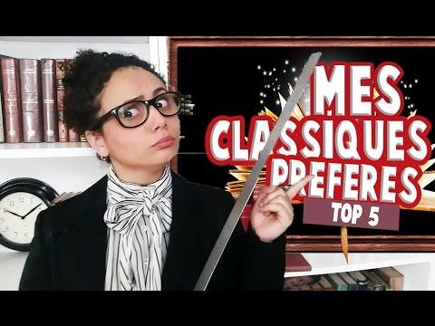 TOP 5  ⎮  Mes classiques préférés !