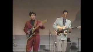 テ⚫  東の朝の歌謡番組だったと思います 1990年頃.