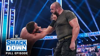 WWE SmackDown Full Episode, 28 August 2020