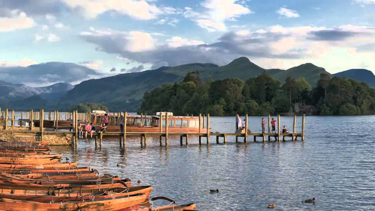 Lake District National Park - England