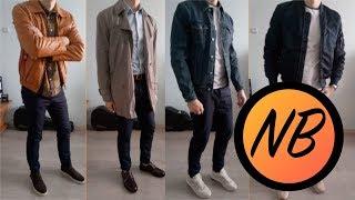 видео Стильные мужские куртки