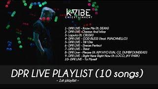 DPR LIVE Playlist (10 songs)