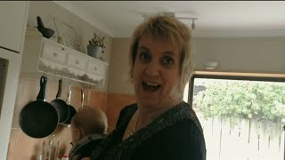 Mum loses it when she finds a BUN in the oven! Pregnancy Announcement