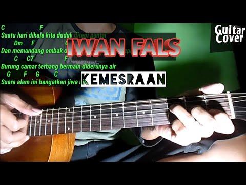 Kemesraan - Iwan Fals | Lirik dan Chord | Guitar Cover by Van