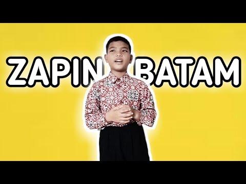 ZAPIN BATAM - DANI ( SDIT NUASBA )