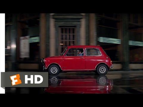 Mini-Cooper Chase - The Italian Job (6/10) Movie CLIP (1969) HD