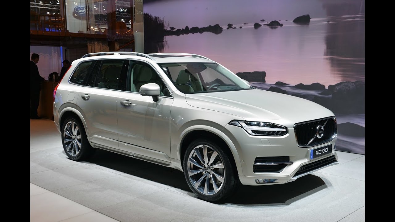 xc90 2015 volvo youtube. Black Bedroom Furniture Sets. Home Design Ideas