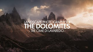 Landscape Photography in the Dolomites