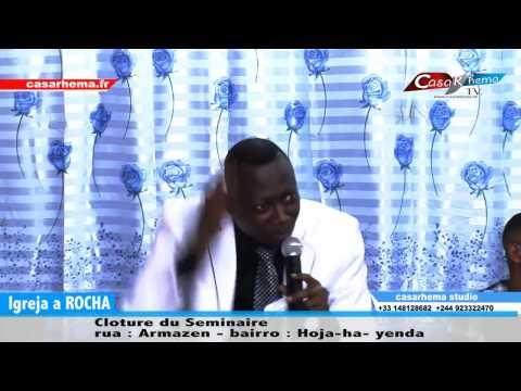 LA PUISSANCE DE DIEU pasteur joâo tiago Luanda Angola