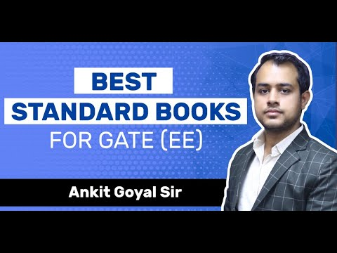 Best Standard Books For GATE (EE) | Important Theory Books & Question Bank | Kreatryx