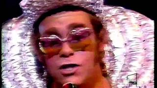 Elton John - Lucy in the Sky with Diamonds (Live on The Cher Show 1975) HD