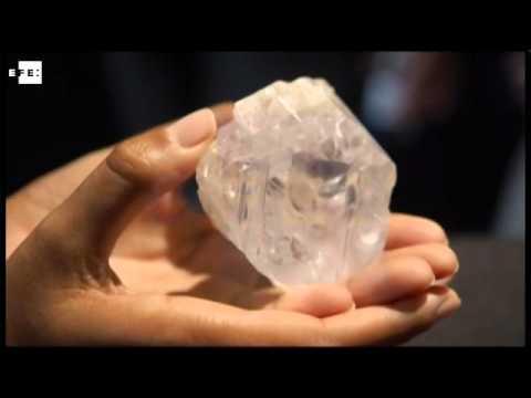 Diamante histórico pode ser vendido por US$ 70 milhões em leilão em Londres