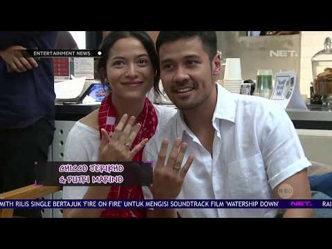 Perayaan Natal Pasangan Putri Marino Dan Selebriti Lainnya