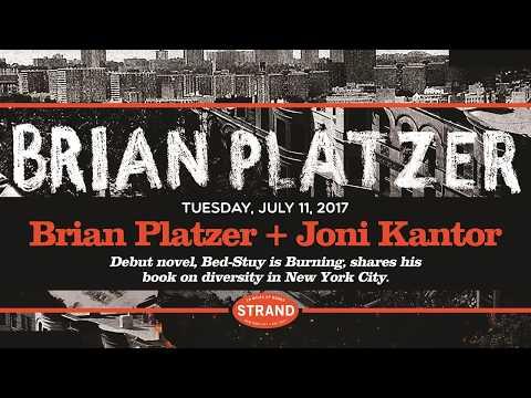 Brian Platzer   Bed-Stuy is Burning
