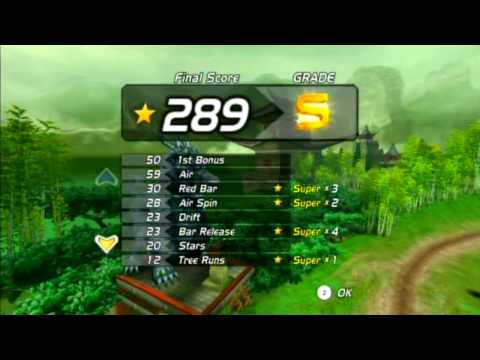 Excitebots: Trick Racing - Gameplay Video 1