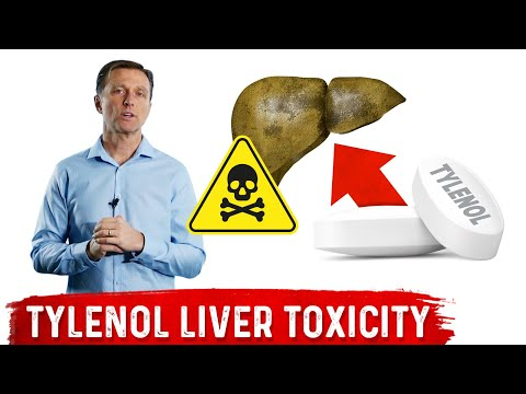 Best Remedy (Antidote) for Tylenol Poisoning