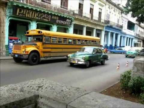 Holidays in Havana ( Cuba )