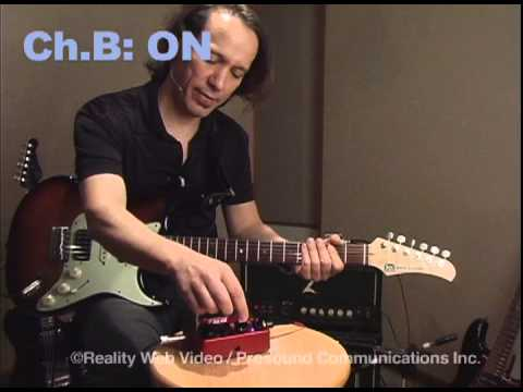 "Chris Juergensen ""Xotic Effects BB Plus Demo"""