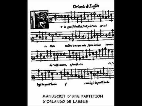 Adormaus te Christe Orlando de Lassus