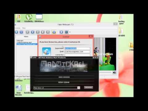 Fake Webcam 7.4 Serial - фото 2