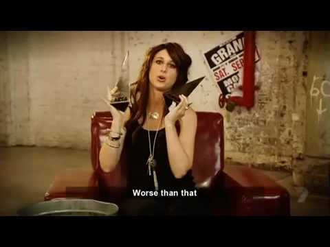 Gabriella Cilmi - Shit About Me Parody