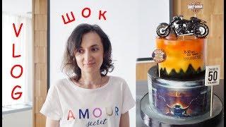 VLOG Сестра мне не поверила. Какой торт был у Кости.