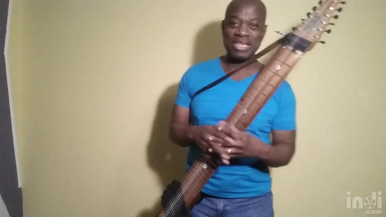 Ever heard of a Chapman Stick? Amazing!