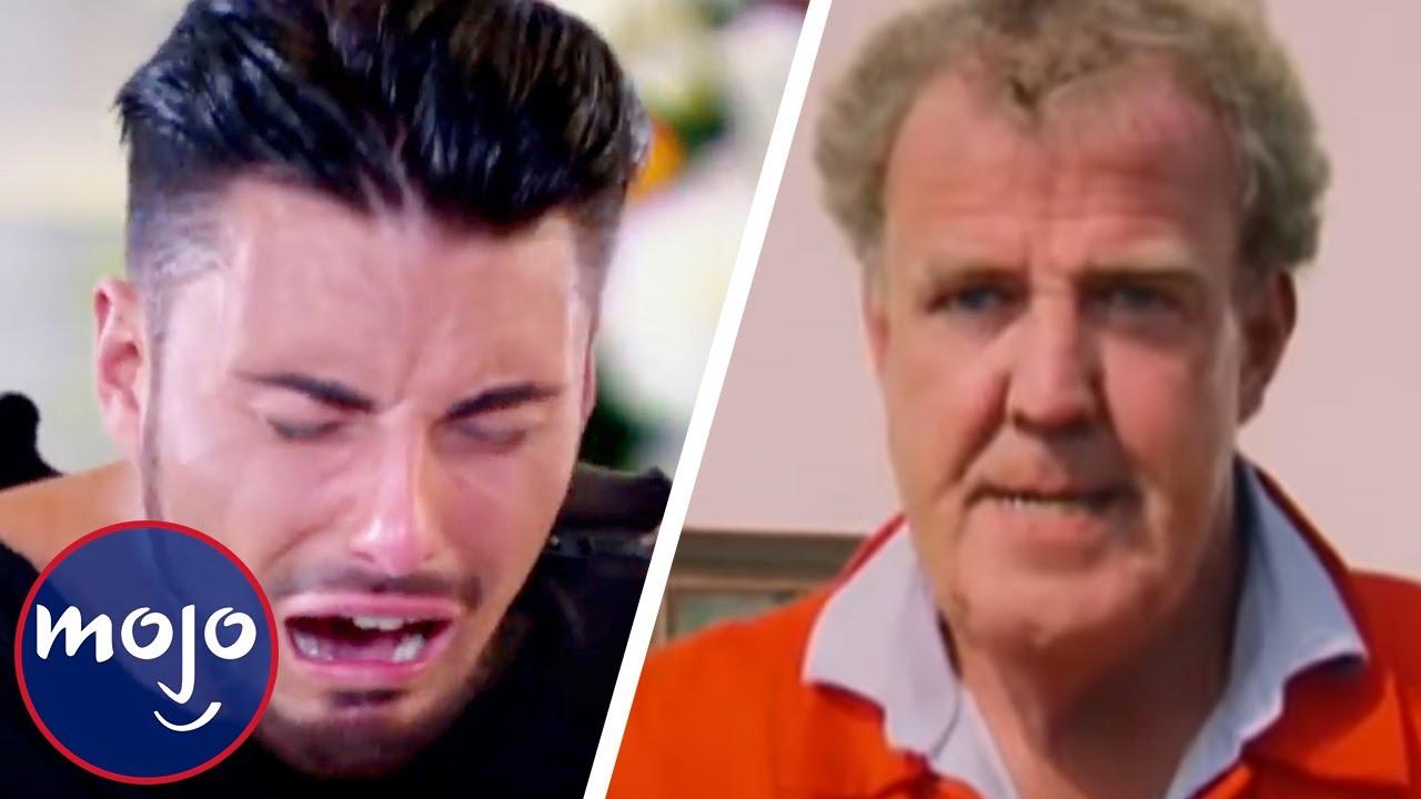 Top 10 Legendary British TV Moments