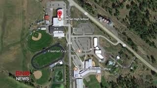 Active Shooter at Freeman High School Near Spokane