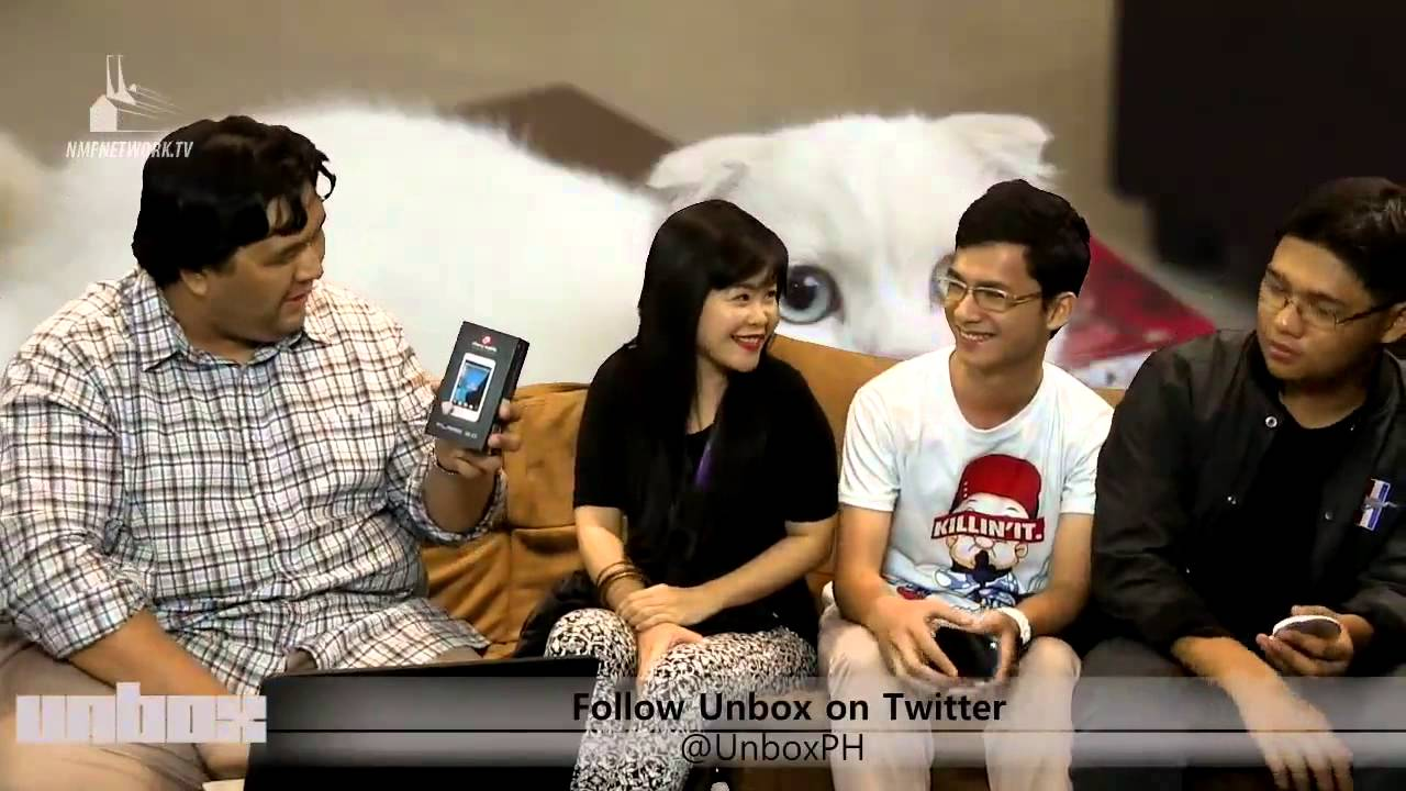 Unbox - ASUS Transformer Book T100, CloudFone Thrill 400QX, and Divoom!