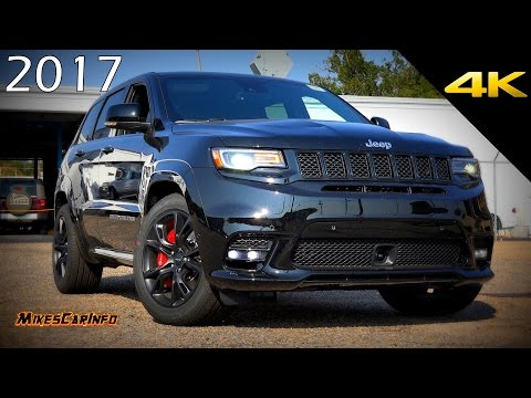 2017 Jeep Grand Cherokee SRT - Ultimate In-Depth Look in 4K