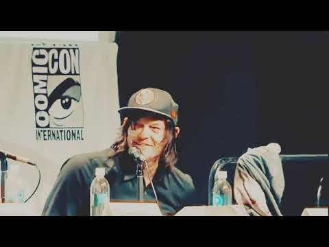 Norman Reedus   Tribute 2019