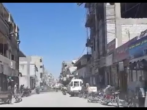 Tour of Raqqa | October 3rd 2018 | Syria