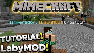 COMO INSTALAR LABYMOD + OPTIFINE 1.8.9/1.12.1 - (Minecraft)