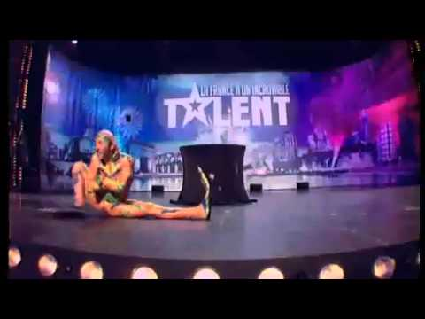 french talent show frog youtube. Black Bedroom Furniture Sets. Home Design Ideas