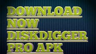 Diskdigger pro apk download | Disk Digger Pro Apk free