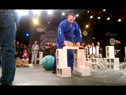USBA/WBA Co-Founder Ralph Bergamo – Creative Breaking 2012 – ISKA