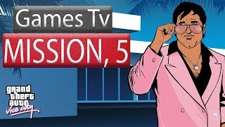 Grand Theft Auto - Vice City - Mission 5 Hd